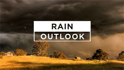 Rain Outlook